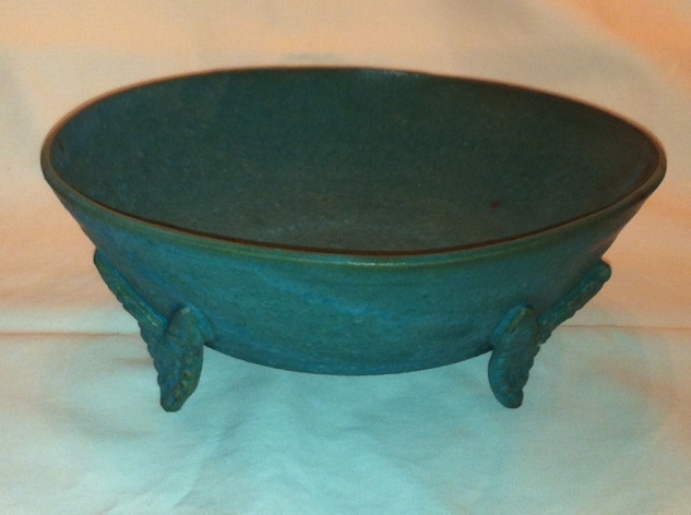 Turquoise Matt-cone 6 $85.00. To order, call 317-874-7778